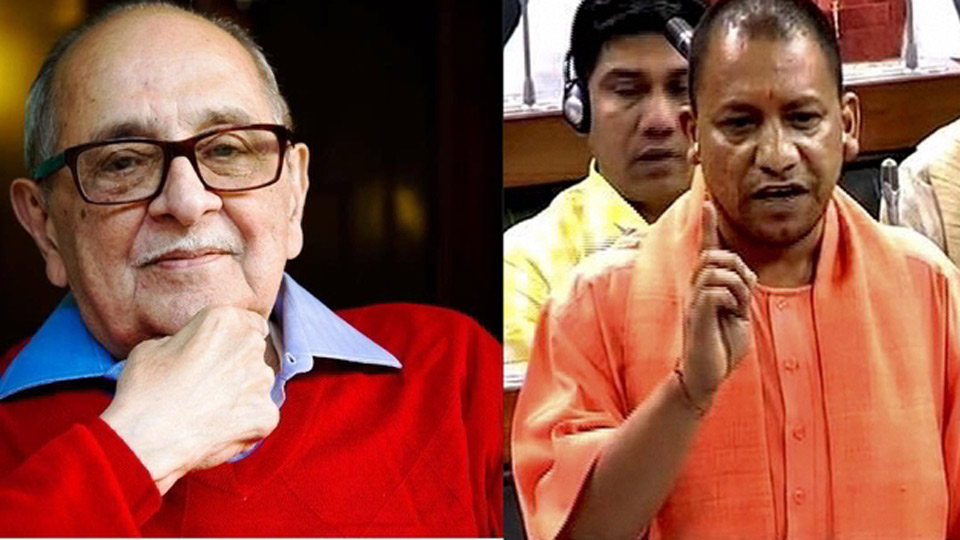 pm modi must be asked If it is beginning of hindu state nariman on yogi as up cm