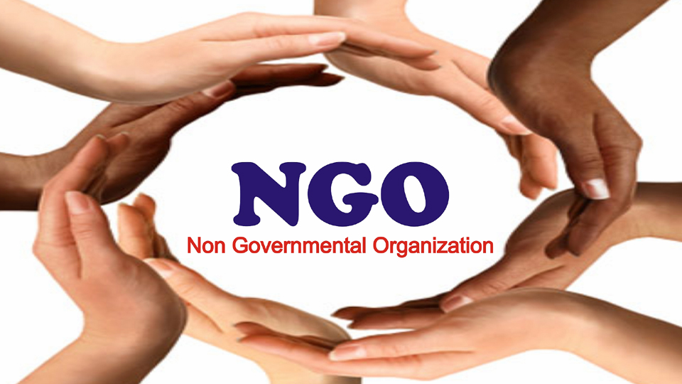Details of bank accounts should be provided by voluntary organizations