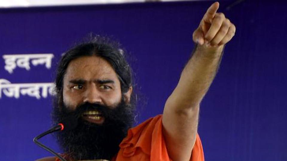 Baba Ramdev angry at Modi's government