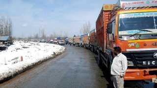 srinagar leh highway reopens