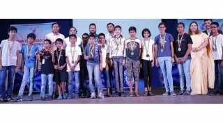 Rubik Cub championship competition