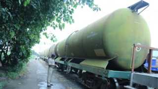 Punes water supply for Kerala way to railway