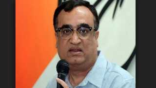 Ajay Maken Resigned From Delhi Congress President