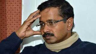 National news Arvind kejriwal Delhi Police Raids