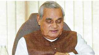 Article on Atalbihari Vajpayee