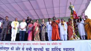 By doing yoga the countrys health will be good baba ramdev
