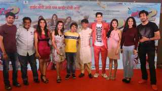 Boyz 2 Trailer Launched Program In Mumbai
