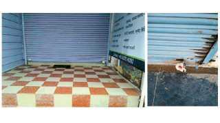 औरंगाबाद - छावणी परिषदेच्या पथकाने विनापरवाना दोन रुग्णालयांना सील ठोकले.