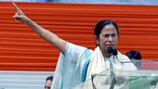 file photo of Mamata Banerjee