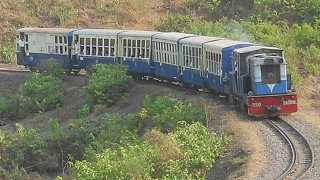 Mini-Train-Matheran