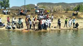 three student of chennai drown in dam in katarkhadak village mulshi damthree student of chennai drown in dam in katarkhadak village mulshi dam