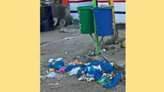 कचराकुंडीचे स्वरूप प्राप्त झालेल्या स्टॅन्डपोस्ट कचराकुंडीच्या जागा.