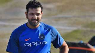 File photo of Rohit Sharma
