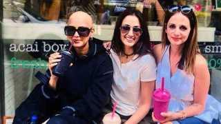 Sonali Bendre Celebrates Friendship Day At New York