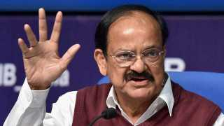 File photo of Venkiah Naidu
