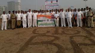 Marathi News_Mumbai_Central Industrial Security Force_Swachha Bharat Abhiyaan