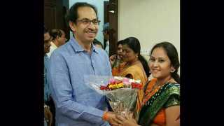 marathi news shivsenas women sarika nikam