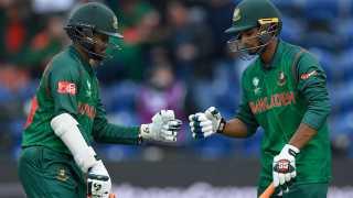 Record-breaking Shakib and Mahmudullah stun New Zealand