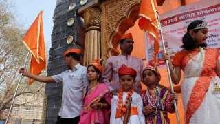 gudhipadwa celebration new year yatra varje malvadi pune