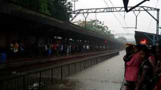 mumbai news maharashtra news rain block mega block