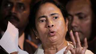 Mamta banarjee Create violence says BJP