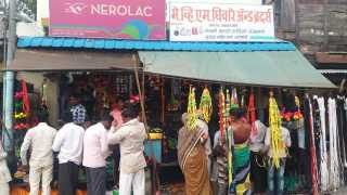 Market is available for the carnival in Akkalkot taluka