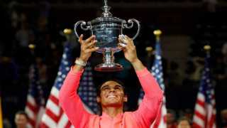Rafael Nadal races to third US Open, 16th Grand Slam title