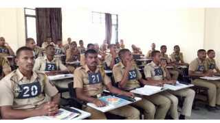 Solapur News Police Training Virtual Class Room