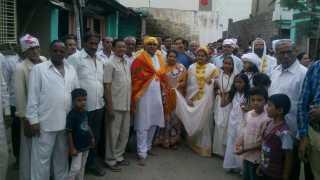 Pranami community in Songir