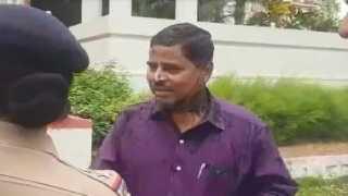Maratha Kranti Morchas coordinators threw blacks on balasaheb sarate