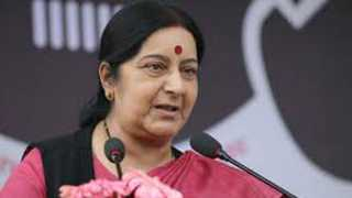 I Want Meet Sushma Swaraj once says farida