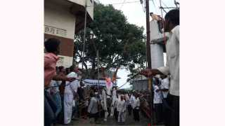 Bull Competition at malwadi bidal taluka maan