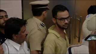 JNU student leader Umar Khalid attacked in Delhi