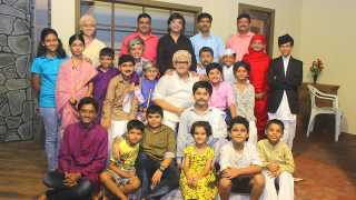 vyakti ani valli drama by child artists esakal news