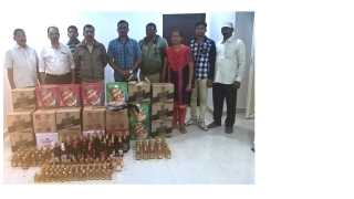 Marathi News_Kokan_Seized more than seventy thousand alchohol