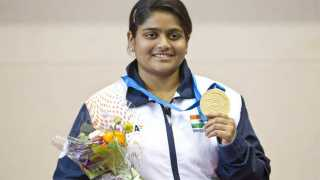 All the focus on the Olympic medal: Rahi