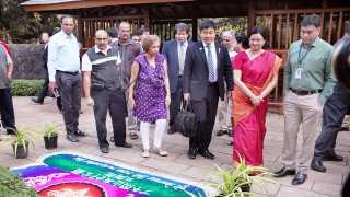Pu La Deshpande Garden Pune