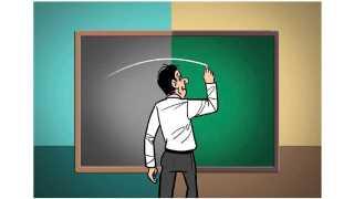 marathi news zp schools no facilities providing