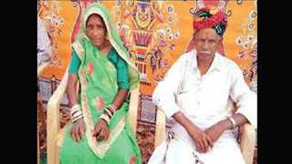 After 48 years Udaipur man marries live in partner Leave in Relationship