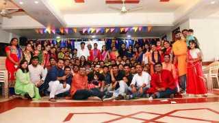 Gokulashtami celebrated in Bangalore by bangluru marathi facebook group