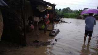 Arni Taluka Heavy Rain in 10 hours 121 MM rain