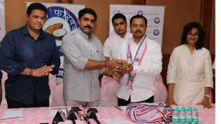 Congress candidate has entered Goa forward party