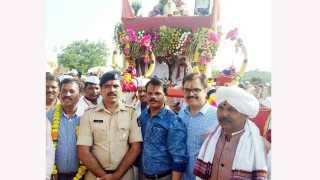Palkhi Sohla at Indapur valchandnagar pune