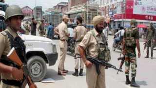 Policeman Killed As Encounter Breaks Out In Srinagar