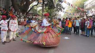 File photo of Kala Ghoda Festival in Mumbai
