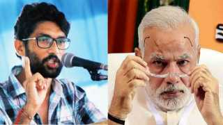 Marathi News Narendra Modi is a Worlds best actor said Jignesh Mevani