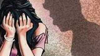 Police custody of a stepfather for child girl Harassment