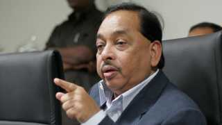 File photo of Narayan Rane
