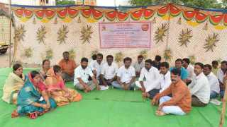 The Agitation of the Maratha community in Parbhani