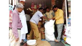 40 thousand penalty with plastic sangli Corporation